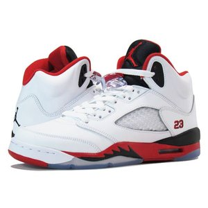 NIKE AIR JORDAN 5 RETRO 【FIRE ...