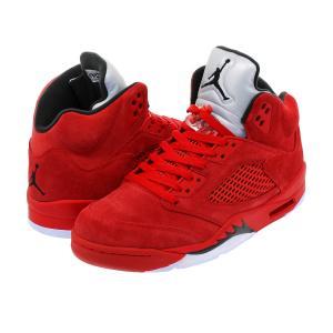 NIKE AIR JORDAN 5 RETRO 【RED SUEDE】 ナイキ エア ジョーダン 5 レトロ UNIVERSITY RED/BLACK/UNIVERSITY RED|lowtex