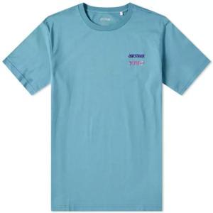 ASICS Tiger YMC TEE アシックス タイガー YMC Tシャツ GRIS BLUE ...