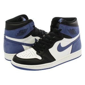 NIKE AIR JORDAN 1 RETRO HIGH OG 【HAND IN THE GAME COLLECTION】 ナイキ エア ジョーダン 1 レトロ ハイ OG SUMMIT WHITE/BLUE MOON/BLACK|lowtex