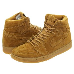 NIKE AIR JORDAN 1 RETRO HIGH OG 【WHEAT】 ナイキ エア ジョーダン 1 レトロ ハイ OG GOLDEN HARVEST/ELEMENTAL GOLD|lowtex