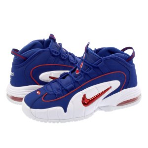 NIKE AIR MAX PENNY ナイキ エア マックス ペニー DEEP ROYAL BLUE/GYM RED/WHITE 685153-400|lowtex