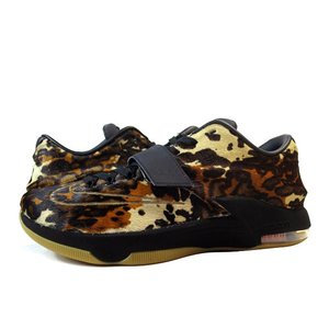 NIKE KD 7 EXT KEVIN DURANT LONGHORN STATE ナイキ KD 7 EXT BLACK/SAIL
