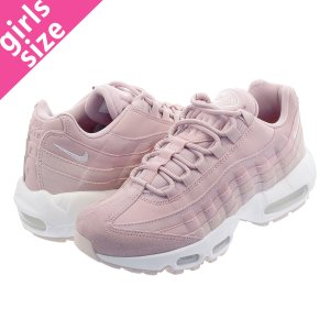 755a24daba NIKE WMNS AIR MAX 95 PRM ナイキ ウィメンズ エア マックス 95 プレミアム PLUM CHALK/BARELY ROSE/SUMMIT  WHITE 807443-503