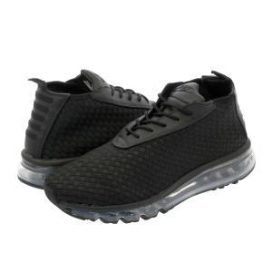 NIKE AIR MAX WOVEN BOOT ナイキ エア マックス ウーブン ブーツ BLACK/BLACK|lowtex