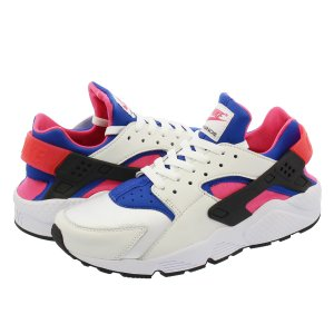 NIKE AIR HUARACHE RUN '91 QS ナイキ エア ハラチ ラン 91 QS WHITE/GAME ROYAL/BLACK/DYNAMIC PINK  ah8049-100|lowtex