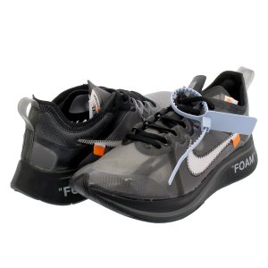 NIKE ZOOM FLY SP【THE TEN】 【OFF-WHITE】 ナイキ ズーム フライ SP オフ ホワイト BLACK/WHITE/CONE aj4588-001|lowtex