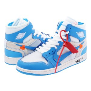 NIKE AIR JORDAN 1 RETRO HIGH NRG 【OFF-WHITE】 ナイキ エア ジョーダン 1 レトロ ハイ NRG WHITE/CONE/DARK POWDER BLUEaq0818-148|lowtex