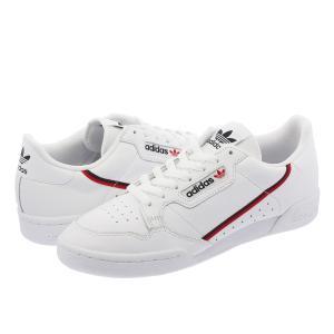 adidas CONTINENTAL 80 【adidas Originals】 アディダス コンチネンタル 80 WHITE/SCARLET/NAVY b41674