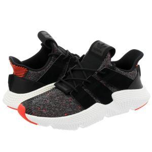 adidas PROPHERE 【adidas Originals】 アディダス プロフィア CORE BLACK/CORE BLACK/SOLAR RED|lowtex