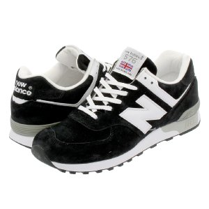 NEW BALANCE M576KGS 【MADE IN ENGLAND】 ニューバランス M576 KGS BLACK/WHITE|lowtex