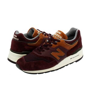 NEW BALANCE M997DSLR MADE IN U.S.A. ニューバランス  M 997 DSLR PURPLE/CATHAY SPICE|lowtex