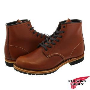 RED WING 9016 BECKMAN BOOT レッドウイング ベックマン ブーツ CIGAR 【Dワイズ】|lowtex