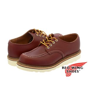 RED WING CLASSIC OXFORD レッドウイング クラシック オックスフォード COPPER WORKSMITH LEATHER 【Dワイズ】|lowtex