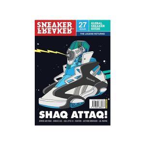 SNEAKER FREAKER MAGAZINE ISSUE 27 スニーカーフリーカー マガジン ...