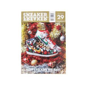 SNEAKER FREAKER MAGAZINE ISSUE 29 スニーカーフリーカー マガジン ...