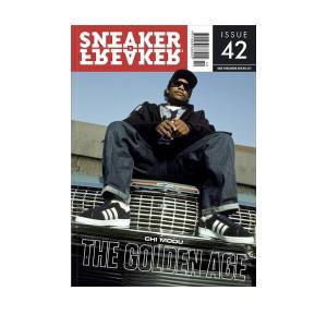 SNEAKER FREAKER MAGAZINE ISSUE 42 スニーカーフリーカー マガジン ...