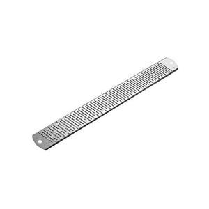 人気・池商 Microplane おろし器 フードグレーダー クラッシックシリーズ ハンドル無 ステンレス 315×33×6mm MP-004|ls-store