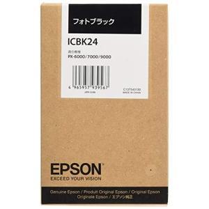 人気・EPSON ICBK24 インクカートリッジ フォトブラック ls-store