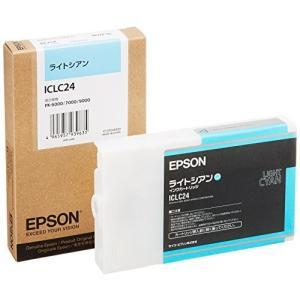 人気・EPSON ICLC24 インクカートリッジ ライトシアン ls-store