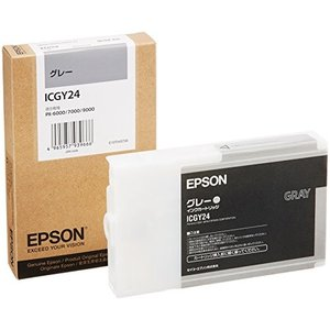人気・EPSON ICGY24 インクカートリッジ グレー ls-store