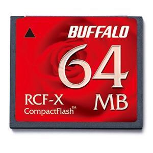 人気・BUFFALO RCF-X64MY コンパクトフラッシュ 64MB ls-store