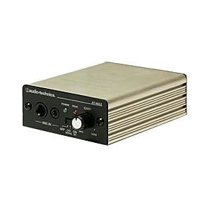 人気・audio-technica マイクロフォンアンプ AT-MA2|ls-store