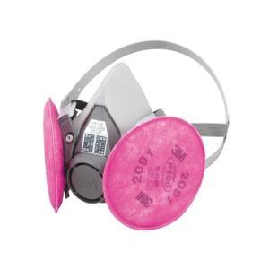 人気・3M取替え式防じんマスクミディアム国家検定合格6000/2091-RL3M|ls-store