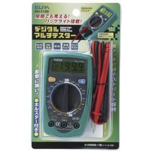 人気・ELPA デジタルマルチテスタ KU-1188|ls-store