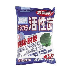 人気・ニッソー ヤシガラ活性炭お買得 11袋入(S)|ls-store