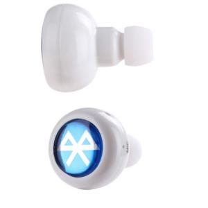 人気・ミニワイヤレス Bluetooth イヤホン/ヘッドホン携帯電話/ラップトップ/タブレットPCに適用 (ホワイト) ls-store