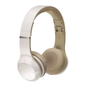 人気・パイオニア Pioneer SE-MJ771BT Bluetoothヘッドホン 密閉型/オンイヤー/折りたたみ式 ホワイト SE-MJ771BT ls-store