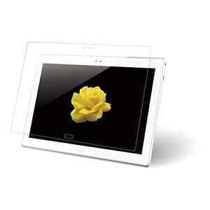 人気・BUFFALO LAVIE Tab E 10.1型 TE510HAW用 指紋防止 液晶保護フィルム 高光沢タイプ BSTPTE510HFG|ls-store
