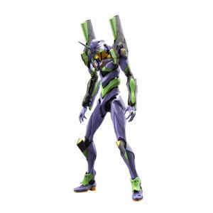 RG エヴァンゲリオン 汎用ヒト型決戦兵器 人造人間エヴァンゲリオン初号機 色分け済みプラモデルの画像