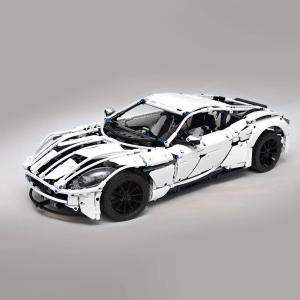 レゴ互換品 スポーツカー スーパーカー 2931ピース ltandpjapan