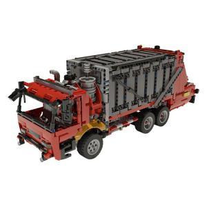 レゴ互換品 ゴミ収集車 1692ピース ltandpjapan