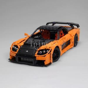 レゴ互換品 スポーツカー レース仕様車 3075ピース ltandpjapan