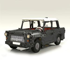 レゴ互換品 旧車 ヴィンテージカー 3061ピース ltandpjapan