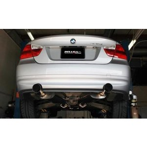 BMW E90 E92 335i クーペセダン 07-10 Beluga Racing パフォーマンス マフラー+センターパイプ|ltandpjapan