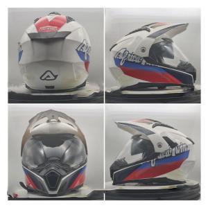イタリア製 ACERBIS アチェルビス オフロードヘルメット アフリカツイン750 新品未使用品 オリジナルデザイン バイク 各サイズ ltandpjapan