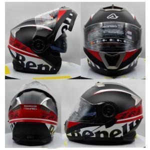 イタリア製 ACERBIS アチェルビス システムヘルメット Beneli ベネリ オリジナルデザイン 新品未使用品 バイク用 XS S M L XL XXLサイズ ltandpjapan