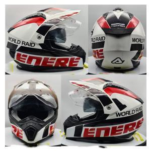 イタリア製 ACERBIS アチェルビス オフロードヘルメット Tenere テネレ オリジナルデザイン 新品未使用品 バイク用 XS S M L XL XXLサイズ ltandpjapan