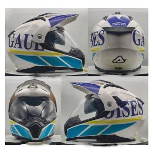 イタリア製 ACERBIS アチェルビス オフロードヘルメット ゴロワーズ 新品未使用品 オリジナルデザイン バイク 各サイズ ltandpjapan
