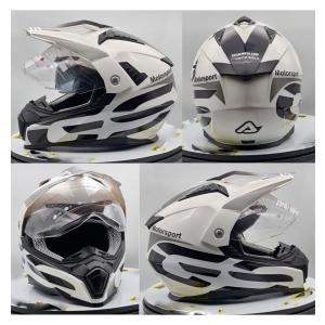 イタリア製 ACERBIS アチェルビス オフロードヘルメット GS Enduro オリジナルデザイン 新品未使用品 バイク用 XS S M L XL XXLサイズ ltandpjapan