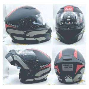 イタリア製 ACERBIS アチェルビス オンロードヘルメット GSモジュラーキャスコ 新品未使用品 オリジナルデザイン バイク XS S M L ltandpjapan