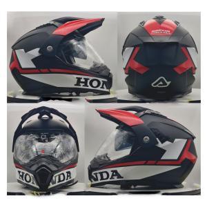 イタリア製 ACERBIS アチェルビス オフロードヘルメット Xバージョン 新品未使用品 オリジナルデザイン バイク 各サイズ ltandpjapan