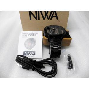 世界初のUSB給電可能なニキシー管腕時計(ブラック3連ブレス)|ltandpjapan