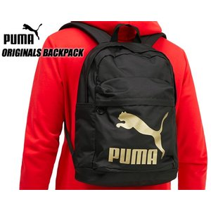 プーマ オリジナルス バックパック PUMA ORIGINALS BACKPACK BLACK 076643-01 リュック ブラック バック|ltd-online
