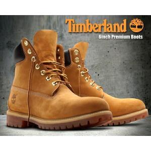 ティンバーランド ブーツ 6インチ ウィート メンズ Timberland 6inch Premium Boots wheat イエローブーツ|ltd-online