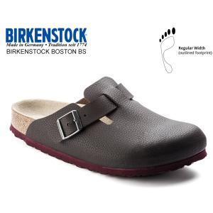 ビルケンシュトック ボストン BIRKENSTOCK BOSTON BS(REGULAR FIT) DESERT SOIL ESPRESSO 1006432 エスプレッソ ブラウン レザー クロッグ サンダル レギュラー|ltd-online